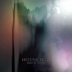 "Ancestral Voices ‎– Night Of Visions 2x12"" Samurai Horo ‎– SMGHOROLP02"