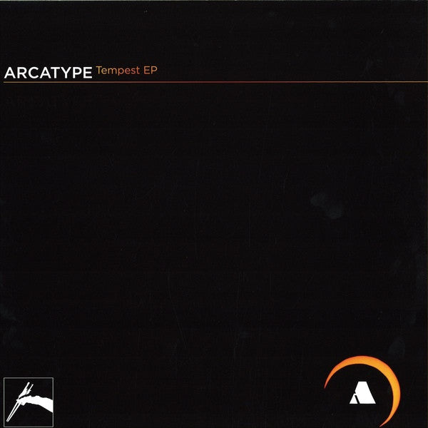 "Arcatype ‎– Tempest EP 12"" Ingredients Records ‎– RECIPE048"
