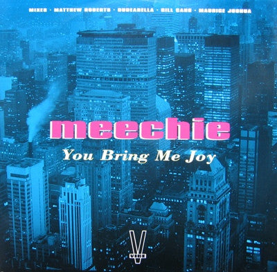 "Meechie - You Bring Me Joy 12"" MCST2069 MCA Records"