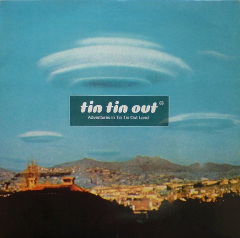 "Tin Tin Out - Adventures In Tin Tin Out Land 2x12"" VCRLPX1 VC Recordings"
