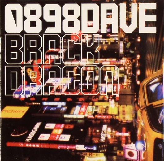 0898Dave - Brack Dragon CD, Album Repap REPAPCD003