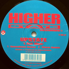 "Upstate - I Get High 12"" 12HSD30 Higher State Records"
