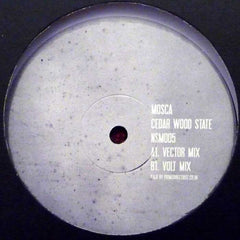 Mosca - Cedar Wood State - Not So Much ‎– NSM005