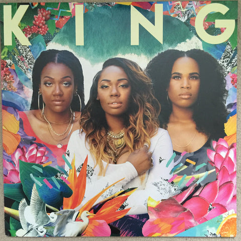 King - We Are King - King Creative ‎– KNG001LP