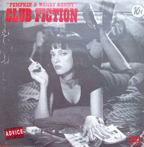 """Pumkin & Honey Bunny"" - Club Fiction 12"", Promo i II i Promotions U-No-Who II"