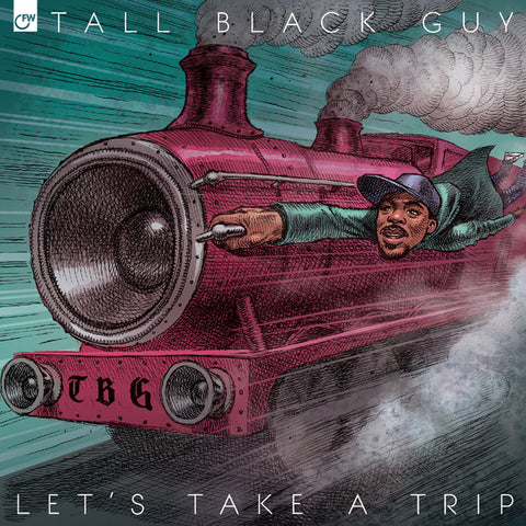 Tall Black Guy ‎– Let's Take A Trip - First Word Records ‎– FW151CD