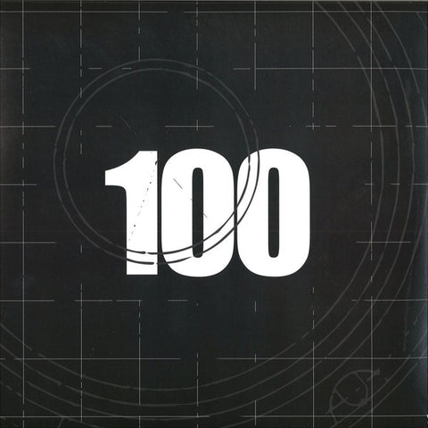 Various ‎– Dispatch 100 (The Future Blueprint) - Dispatch Recordings ‎– DIS100