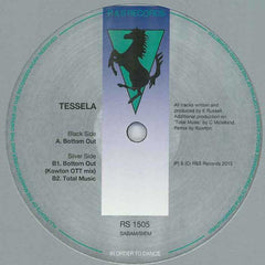 "Tessela - Bottom Out 12"" RS1505 R&S Records"