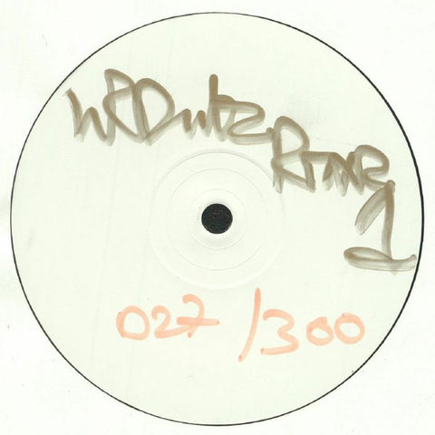 "NUMBer, Headland – Æther / Local 10"" Well Rounded Dubs ‎– WRDUBSRMXZ1"
