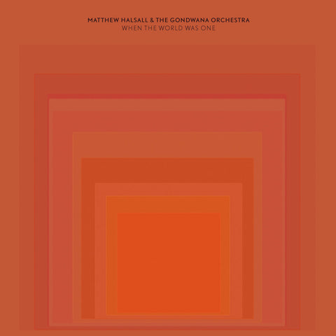 Matthew Halsall & The Gondwana Orchestra ‎– When The World Was One Gondwana Records ‎– GONDCD010