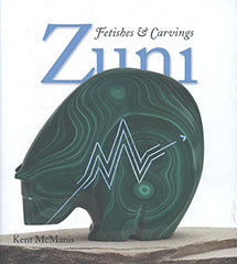 Zuni Fetishes and Carvings book