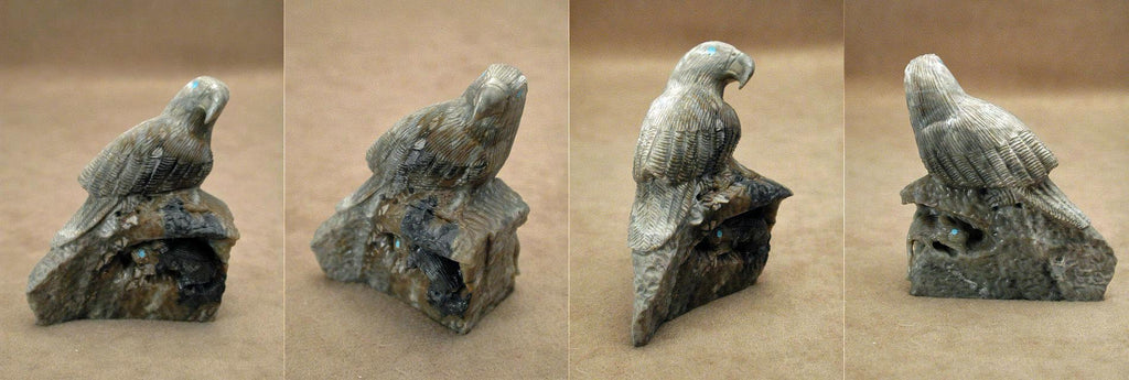 Picasso Marble Bird, Eagle by Colin Weeka