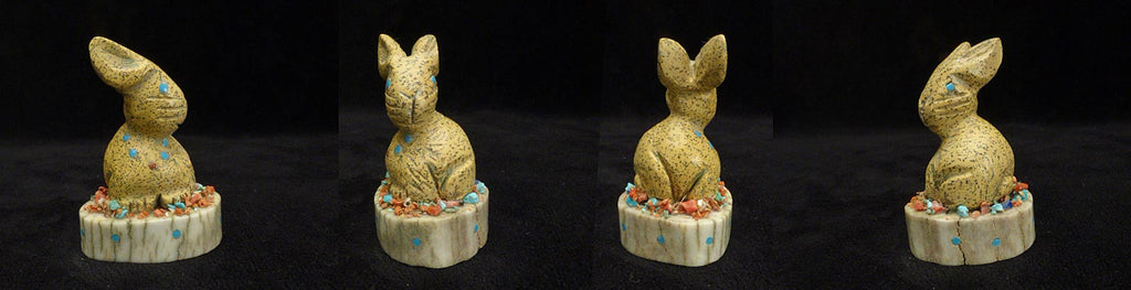 Serpentine Rabbit by Stafford Chimoni