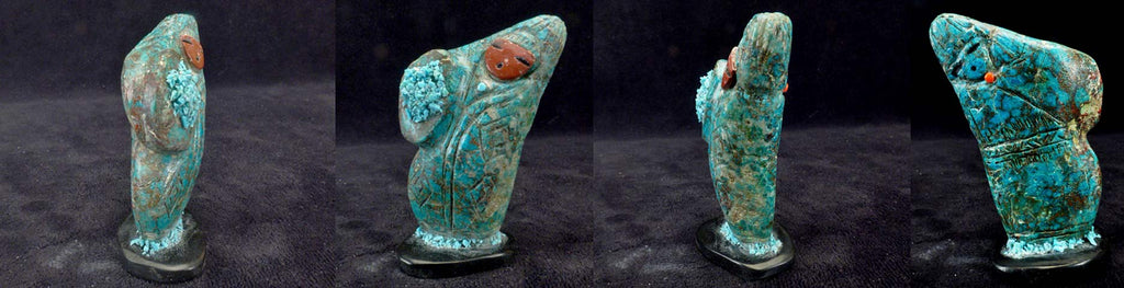 Turquoise* Maiden by Rhoda Quam, Deceased