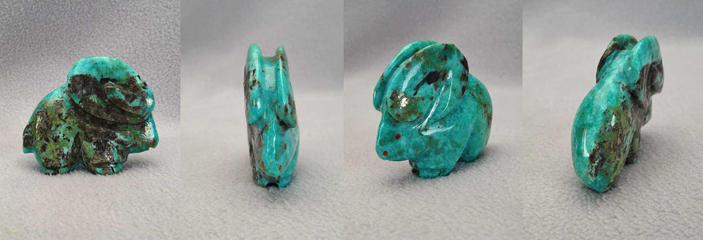 Turquoise* Ram by Debra Gasper and Ray Tsethlikai