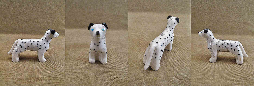 Alabaster Dog, Dalmatian by Cody Nastacio
