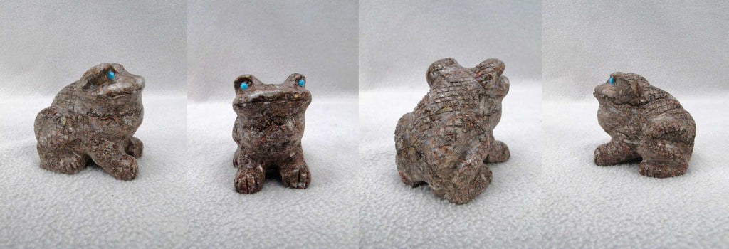 Serpentine Bull Frog by Cody Nastacio