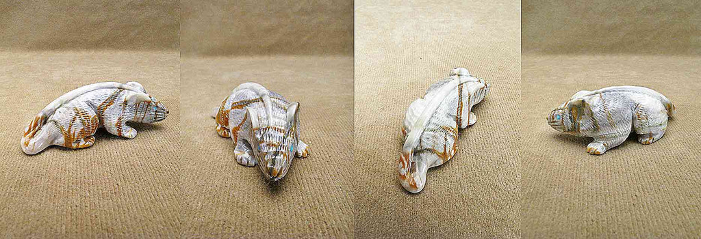 Picasso Marble Mouse by Lance Cheama