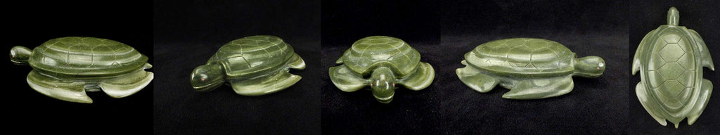 Ricolite Sea Turtle by Brion Hattie
