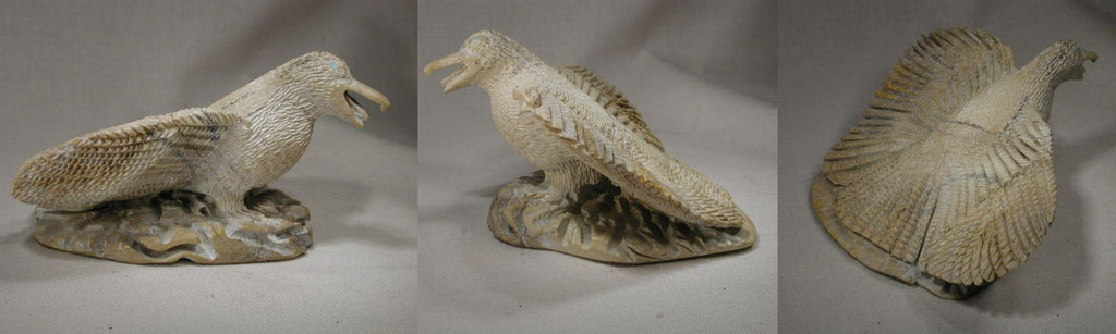 Serpentine Bird, Eagle by Calvin J.  Weeka Sr.