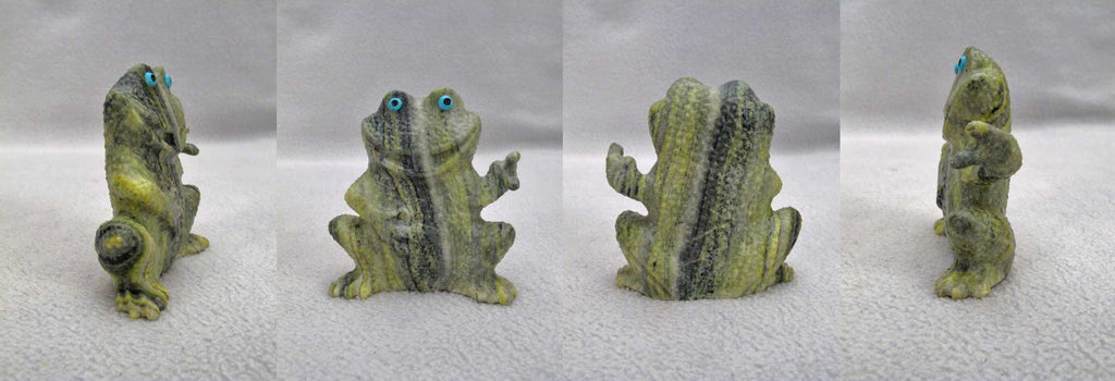 Ricolite Frog by Travis Lasiloo