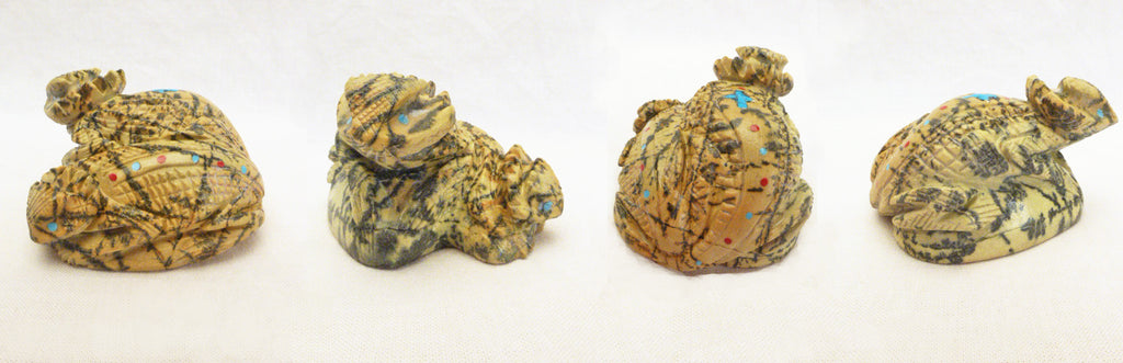Serpentine Horned Toads by Hudson Sandy