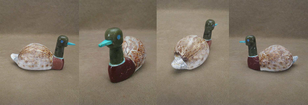 Multistone Bird, Duck by Darren Boone