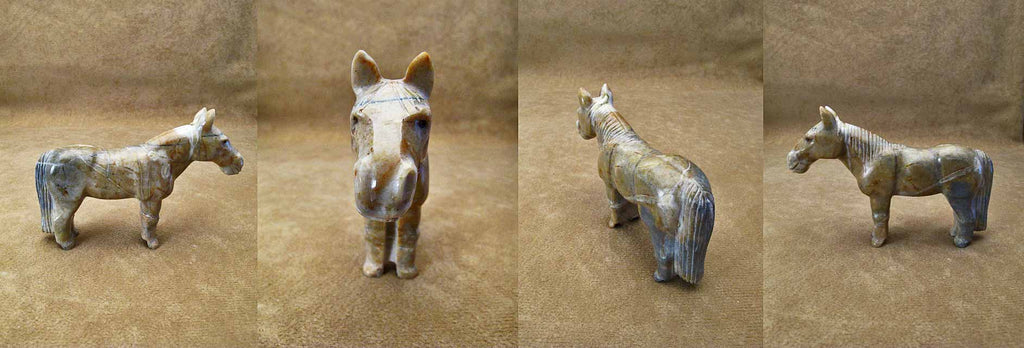 Picasso Marble Horse by Leonard Kaskalla