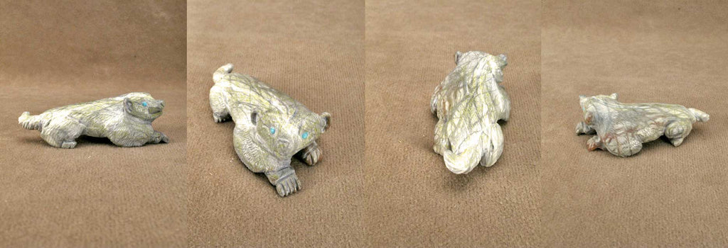Serpentine Badger by Dan Quam