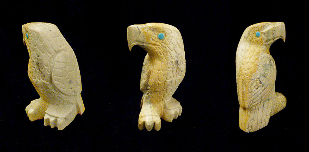 Serpentine Bird, Eagle by Michael Coble