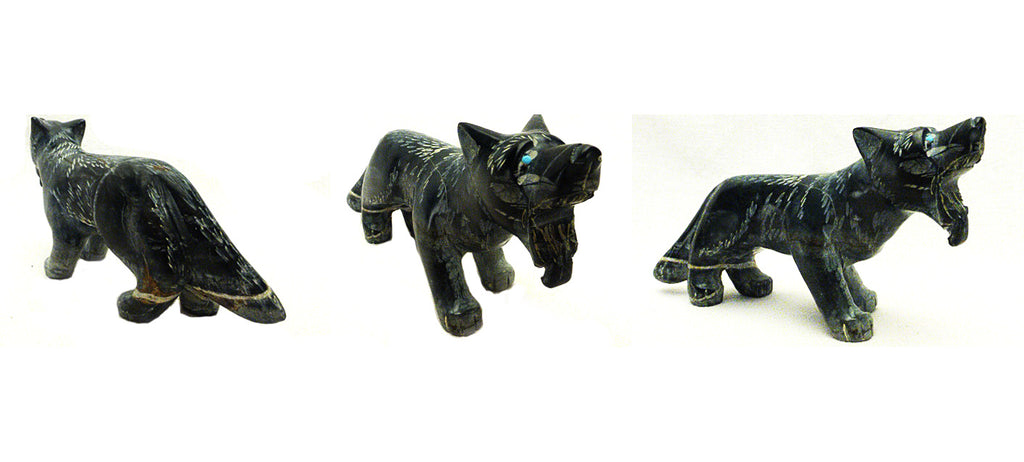 Picasso Marble Dog, German Shepherd  by Cody Nastacio