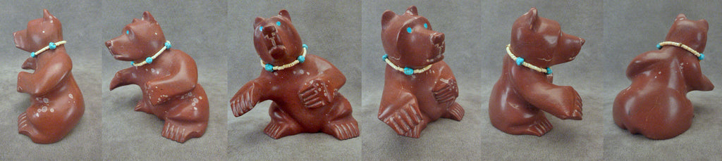 Pipestone Bear by Albert Eustace