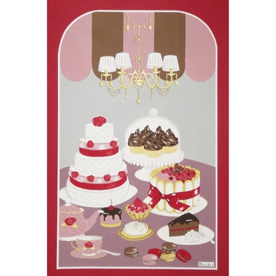 Tea Time Sweet Treats Kitchen / Tea Towel
