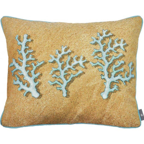 Art de Lys, The Orange Tree Large Pillow / Cushion Woven Tapestry Cover