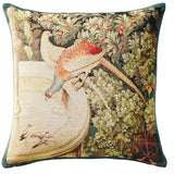 Pheasants (Faisons) Large Tapestry Pillow / Cushion Cover