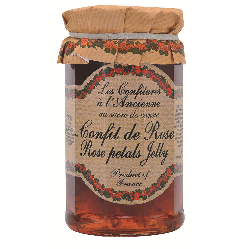 Les Confitures à la Ancienne, French Rose Petal Preserves