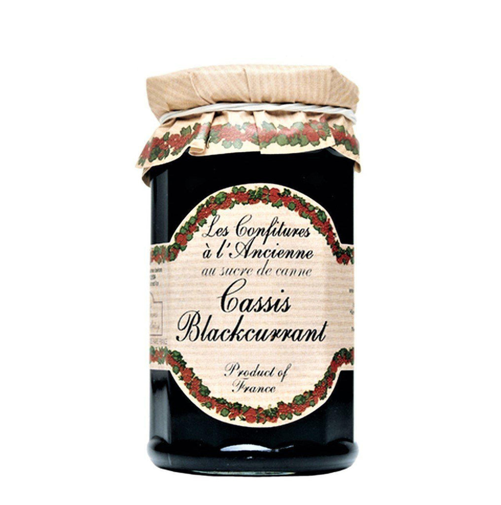 Les Confitures à la Ancienne, Blackcurrant Preserves (Cassis)