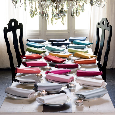 Confettis Solid Colored Cloth Napkins, Various Colors