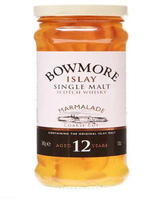 Bowmore Scotch Whisky Orange Marmalade