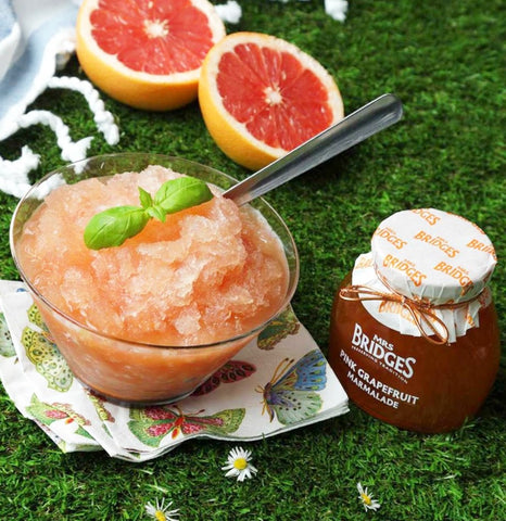 Mrs. Bridges of Scotland, Pink Grapefruit Marmalade