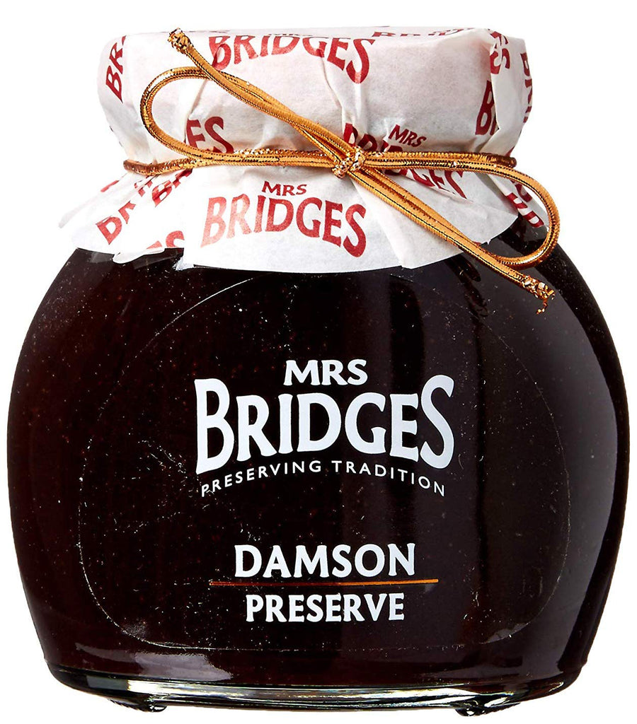 Mrs. Bridges of Scotland, Scottish Damson Plum Preserves