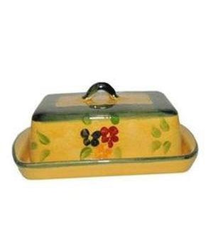 Souleo, European Covered Butter Dish