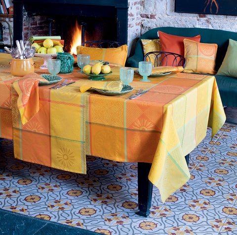Mille Sicilia Limoni Table Runner