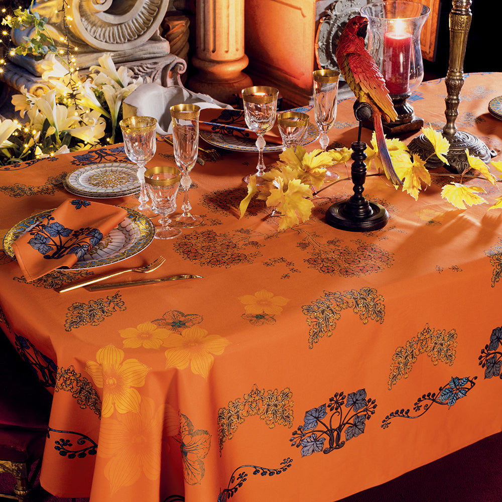 Armonia Mandarine Tablecloth