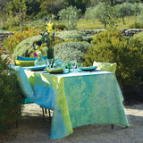 Esprit Jardin Prairie Tablecloth, Organic Cotton