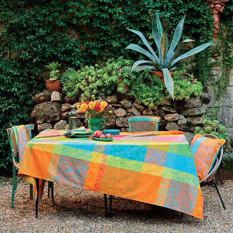 Mille India Festival Tablecloth