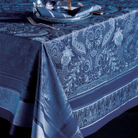 Persina Crepuscule (Twilight) Tablecloth - High Thread Count