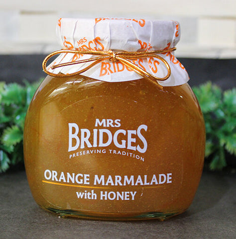 Mrs. Bridges of Scotland, Orange Marmalade with Honey