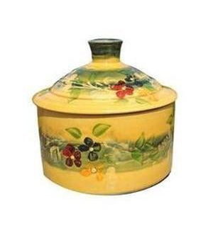 Souleo Covered Sugar Bowl / Pot, 5""