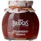 Mrs. Bridges of Scotland, Scottish Classic Strawberry Preserves